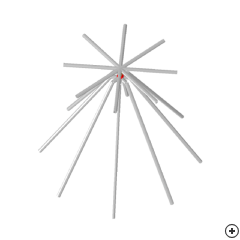 Image of the Wire Discone.