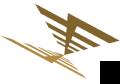 Planar/folded 2-arm trapezoidal LPDA