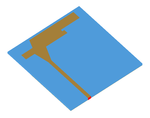 Planar-T-shaped-monopole-antenna-design