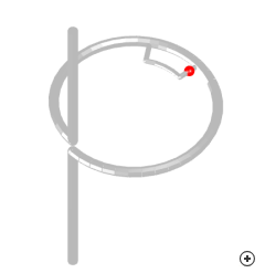 Image of the Cycloid dipole antenna