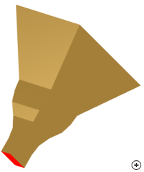 Image of the Piecewise linear (PWL) spline-profiled pyramidal horn