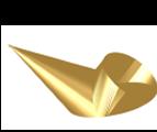 Conical horn reflector (Cornucopia)