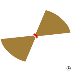 Image of the Rounded Bow-tie