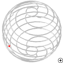 Image of the Folded Spherical Helix Dipole.