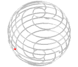 Folded Spherical Helix Dipole