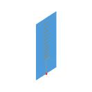 Array Printed Yagi microstrip fed
