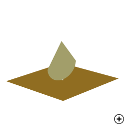 Image of the Planar Inverted Cone Antenna (PICA)