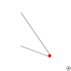 Image of the Vee Dipole.