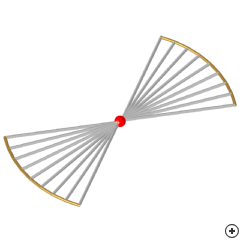 Image of the Wire Bow-tie.