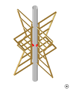 Image of the Batwing.
