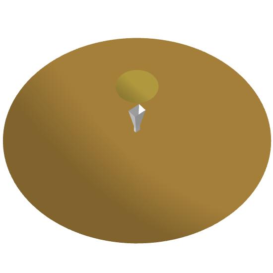 Horn-fed Cassegrain Reflector Antenna | Antenna Magus | Antenna