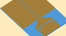 Notched Trapezoidal Monopole